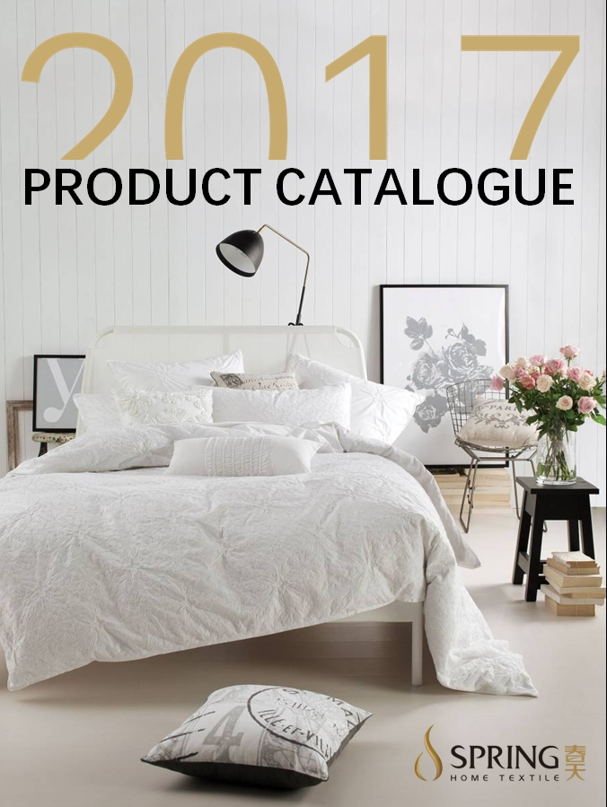 2017 Spring Home Tour: [PDF]Product Catalogue 2017 – Spring Hometextile