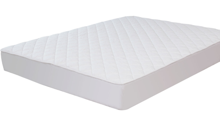 Cotton/Polyester Two Layer Mattress Topper