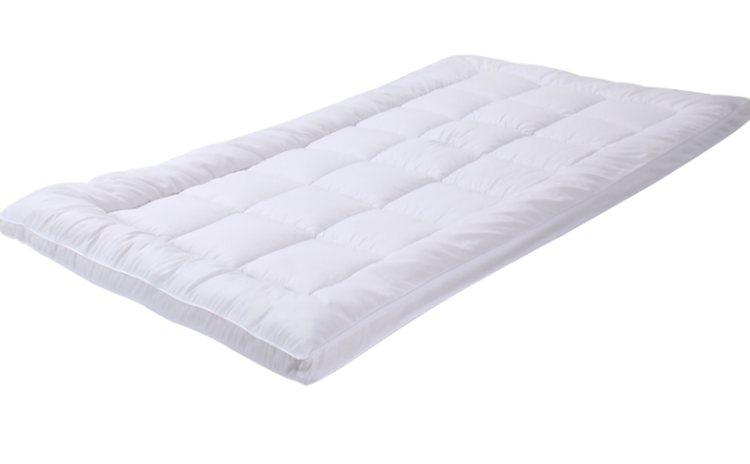 Temperature Balance Modal/Polyester Two Layer Mattress Topper