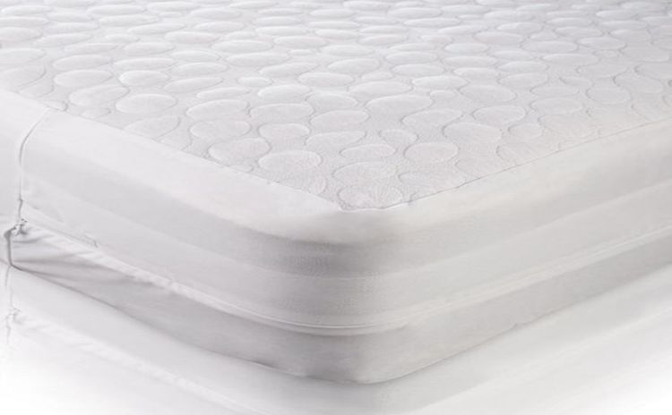 Tencel Jacquard Mattress Protector