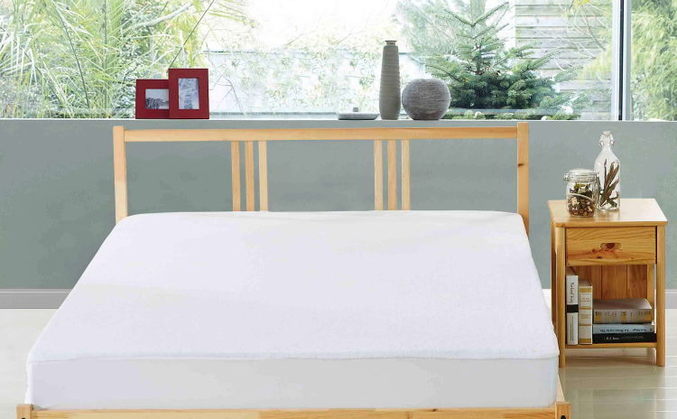 Poly Jersey Mattress Protector