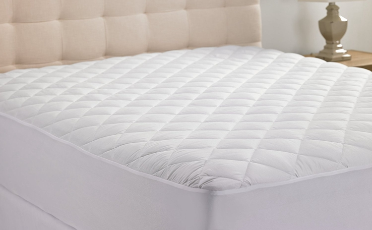 TC Cotton Quilted Mattress Protector