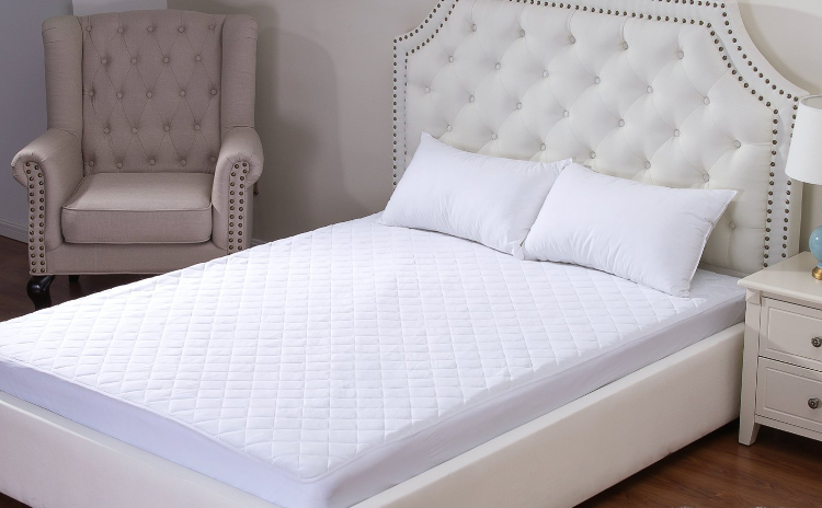 Quilted Mattress Protector (Non- waterproof)